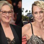 Meryl Streep e Robin Wright virão ao Brasil para debate sobre empoderamento feminino