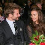 Desvendado o sexo e o nome do bebê de Irina Shayk e Bradley Cooper