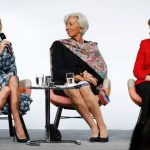 Ivanka Trump é vaiada em seu primeiro evento internacional