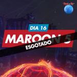 Rock in Rio 2017: Ingressos para dias de Maroon 5, Red Hot Chili Peppers e Guns N'Roses estão esgotados