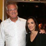 Aos 59 anos, Pedro Bial será pai novamente