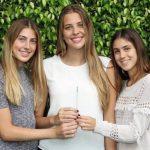"""Garotas criam canudinho capaz de detectar se a bebida está """"batizada"""""""