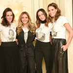 Ana Isabel Carvalho Pinto, Lele Saddi, Luciana Tranchesi e Renata Moraes