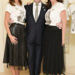 Ana Isabel Carvalho Pinto, Sandro Barros e Renata Queiroz Moraes