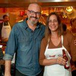 Marcio Mussarela e Adriana Grimaldi