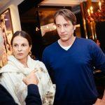 Sonia Racy e Guilherme Abdalla