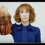 Kathy Griffin perde emprego após piada com Trump