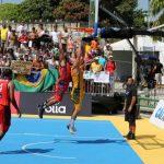 COI aprova inclusão de basquete 3×3, triatlon e BMX freestyle para Tóquio 2020