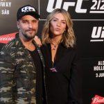 Bruno Gagliasso se irrita com presença de Bolsonaro e abandona UFC