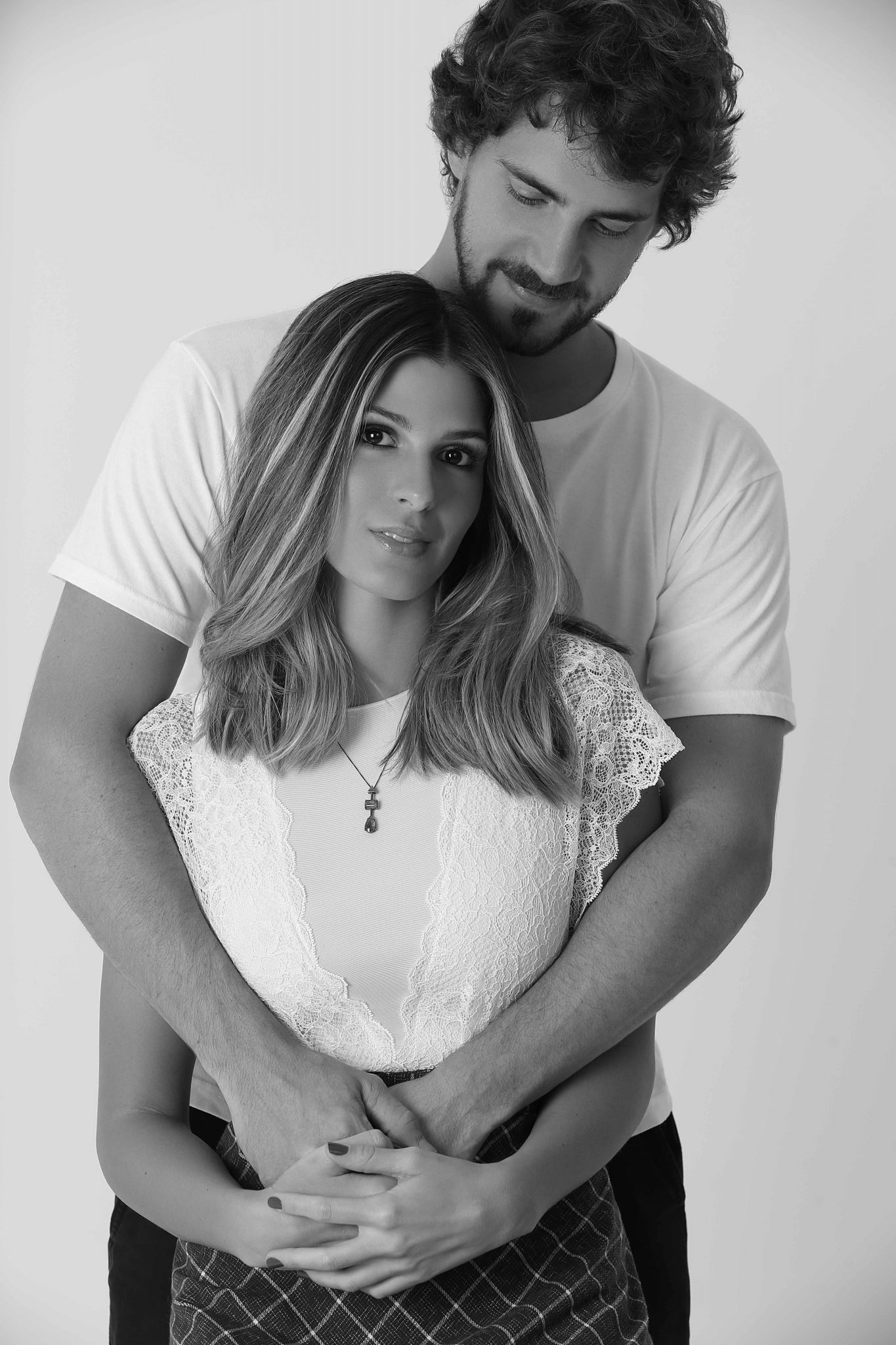 Anna Fasano e Antonio
