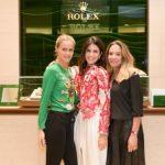 Ana Garcia Diniz, Malu Moura Andrade e Fabiola Haddad_