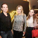 Bia Soares, Ligia Totti e Marina B.