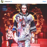Miley Cyrus e Stefano Gabbana batem boca no Instagram