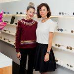 Helena Bordon e Priscila Monteiro