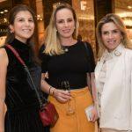 Izabel Foz, Fernanda Pires e Silvia Ramos Vidigal