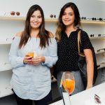 Milena Pereira e Bianca Martines