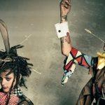 """""""Alice no País das Maravilhas"""" inspira novo calendário Pirelli"""