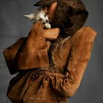Gisele Bündchen estrela a Vogue Paris dedicada à causa animal