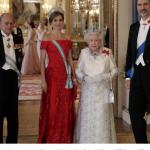 Kate Middleton e o seu look princesa