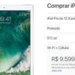 iPad Pro chega ao Brasil e modelo mais caro pode custar mais de 9 mil reais