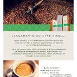 Restaurantes Piselli e Orfeu Cafés Especiais lançam blend exclusivo