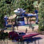 Disney revela imagens de duas novas atrações inspiradas em Star Wars