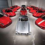 Coleção de 13 Ferraris será leiloada por até R$ 60 milhões