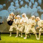 Teatro Folha realiza sessão para crianças autistas
