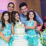 Rodrigo Faro, pai de três meninas, faz vasectomia