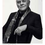 Sir Anthony Hopkins para Brioni