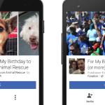 Doação & Facebook