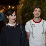 Caroline Baum e Sergio Amaral---2