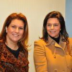 Cristiane Trousseau e Paula Vinson
