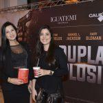 Daniella Burghera e Nayara Gomes