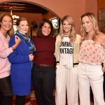 Donata Meirelles,Donata Peixoto, Daniela Falcão, Helena Bordon e Renata Campos