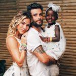 Títi, filha de Bruno Gagliasso e Giovanna Ewbank, será daminha no casamento de Marina Ruy Barbosa