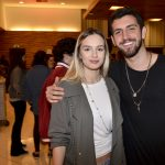 Flavia Borges e Juliano Simões