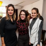 Giuliana Sesso, Paula Bezerra de Mello e Gabriela Silvarolli
