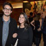 João Ozi e Nina Kupfer