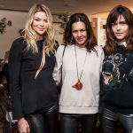 Marcela Becker, Melanie Bittencourt e Thays Couto
