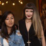Monica Kang e Gabriela Lovna
