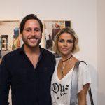 Rafael Rodas e Vanessa Siqueira