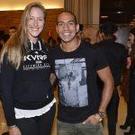 Raquel Loff e Thiago Freitas