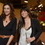 Vanessa Bardac e Fernanda Shammas