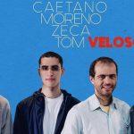 Turnê de Caetano Veloso com os filhos tem datas divulgadas