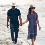 Depois de 5 anos Katie Holmes assume namoro com Jamie Foxx