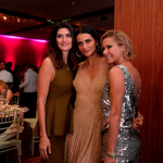 Isabella Fiorentino, Fernanda Motta e Monica Salgado