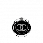 Chanel-Black-Resin-Evening-On-The-Moon-Minaudiere-Bag