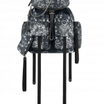 Chanel-BlackWhite-Printed-Nylon-Astronaut-Essentials-Backpack-Bag