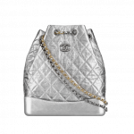 Chanel-Silver-Gabrielle-Large-Backpack-Bag